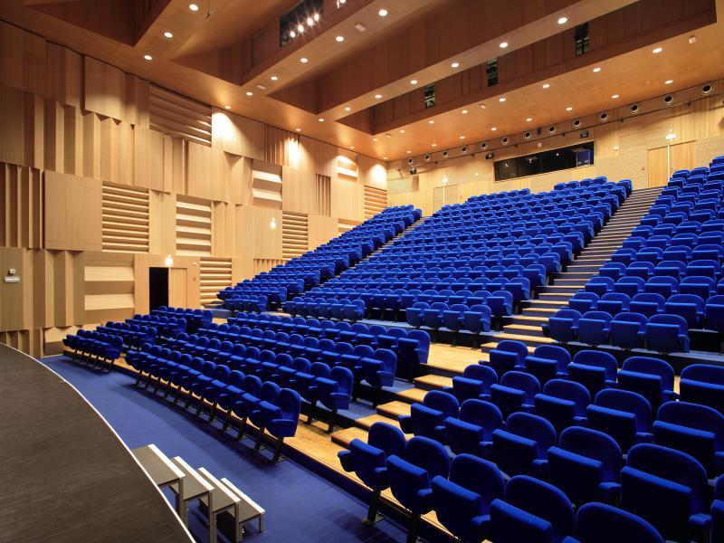 Auditorium 600 places - Bourges (18)