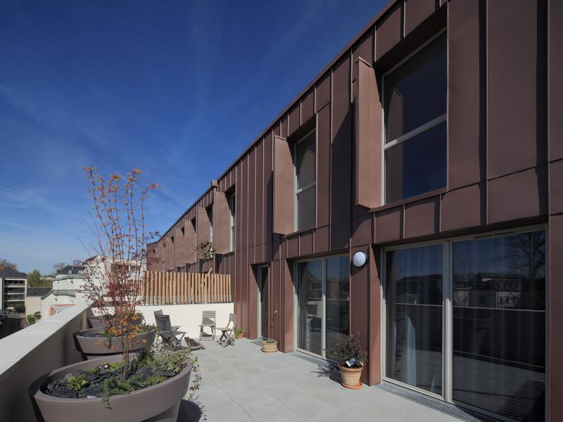 "Logements ""le 10 Saint Augustin"" - TOURS (37)"