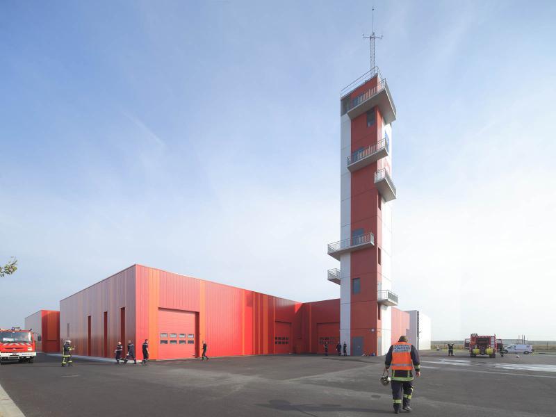 Centre de secours principal - Pithiviers (45)