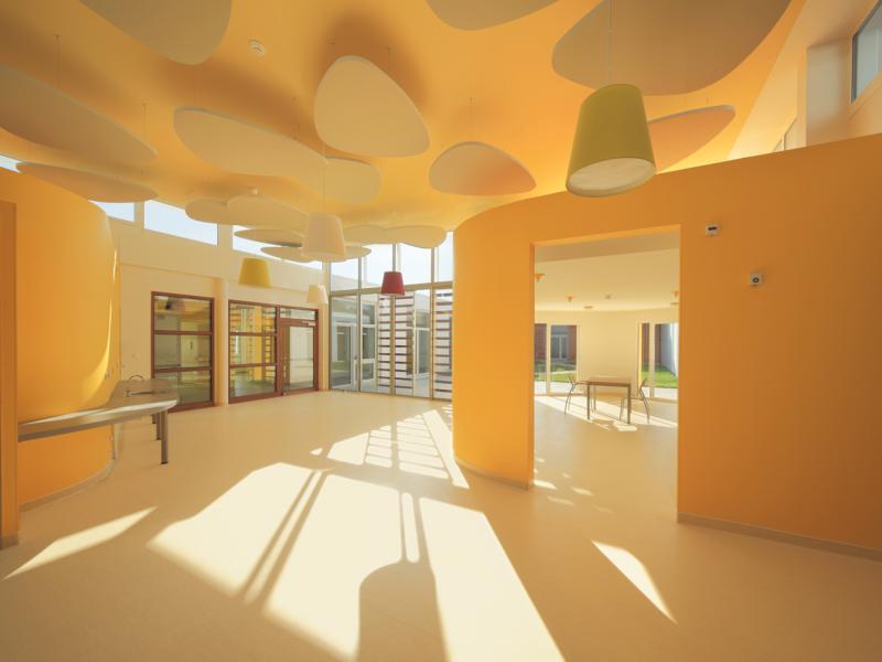 Bâtiment de soins de suite - Cholet (49)