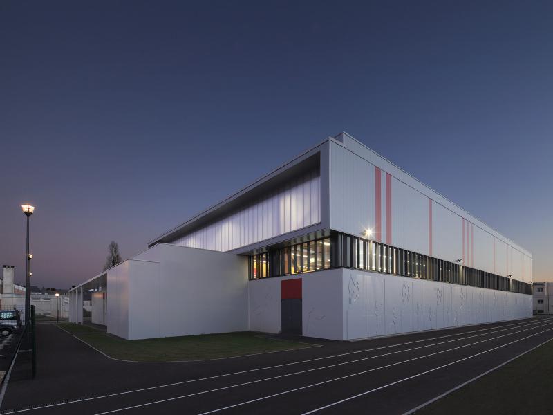 Salle de sport site Grégoire - Cholet (49)