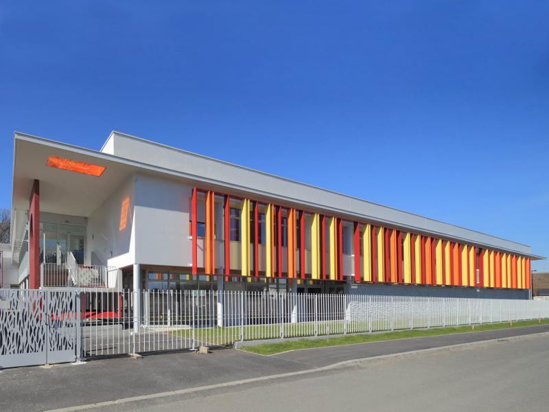 Collège du parc - Neuillé Pont Pierre (37)