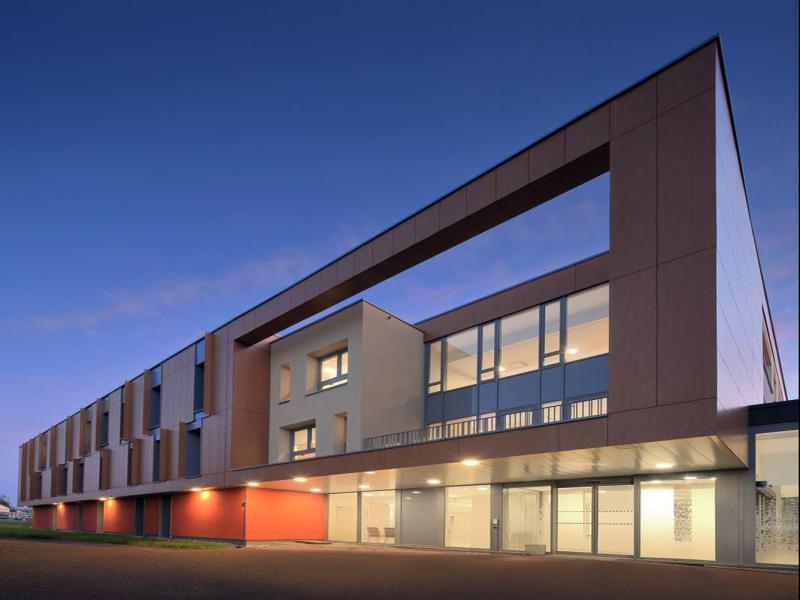 Centre Hospitalier Louis Lacaine - Aunay sur Odon (14)