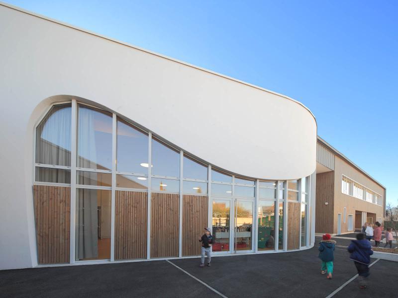"""Ecole maternelle """"Michel de la Fournière"""" - Orléans (45)"""