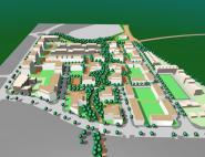 Etude d'Urbanisme - Quartier des 2 lions - Tours (37)