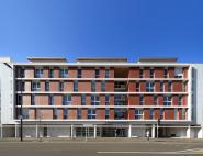 126 logements pour étudiants - Tours (37)