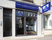 Réalisation d'un boutique PFI - Tours (37)