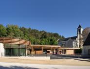 Ecole maternelle et restaurant scolaire - Saint-Etienne de Chigny (37)