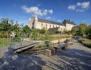 Parc paysager - Bourgueil (37)