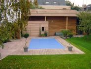 Aménagement paysager et d'une piscine - Saint-Avertin (37)