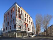 """23 logements, plateaux de bureaux et commerces """"Arpège"""" - Tours (37)"""