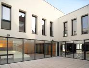Bâtiment à usage d'enseignement - Hôpital Clocheville - Tours (37)