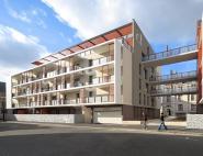 """85 logements sociaux """"les Bastions"""" - Tours (37)"""