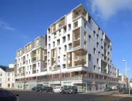 """""""le Quai Victor"""" Résidence de tourisme, logements, commerces  - Tours (37)"""