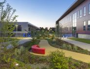 Aménagement paysagé campus du CFA - Joué-les-Tours (37)