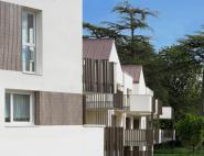 "34 logements collectifs, résidence ""Oree Verde"" - Saint Avertin (37)"