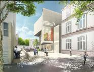 Conservatoire de musique et de danse - Le Pré-Saint-Gervais (93)