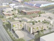 Hébergements du campus du CFA - Joué-Lès-Tours (37)