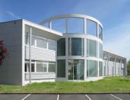 """Construction d'un immeuble de bureaux """"Alcatel"""" - Saint-Avertin (37)"""