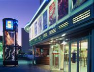 Complexe cinématographique et d'une résidence étudiante - Tours (37)