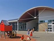 Ecole maternelle et restaurant scolaire - Veigné (37)