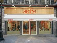 Réalisation d'une boutique Arche - Clermont-Ferrand (63)
