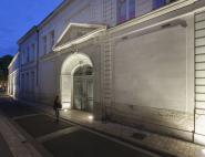 Restauration de la façade - Hôpital de Clocheville - Tours (37)
